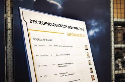 Program Dne technologických novinek