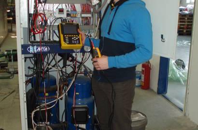 analýza elektrické sítě