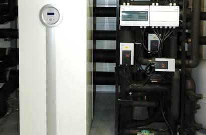 Tepelné čerpadlo IVT s modulem