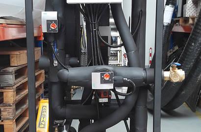 Chladící modul VESKOM CM připravený k distribuci zákazníkovi