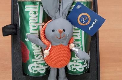 Dodržujte pitný režim se zajíčkem !!!