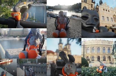 fotky z toulek Prahou