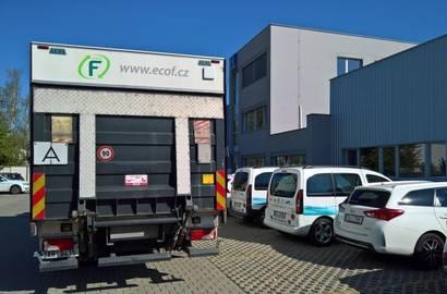 odvoz na ekologickou likvidaci