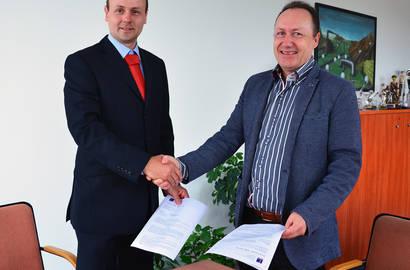 Novým ředitelem společnosti se stal Ing. René Kunčar