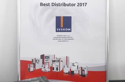 Best Distributor 2017