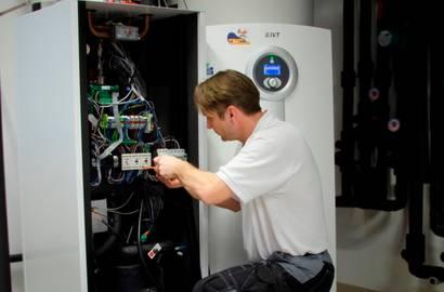 Pravidelná prohlídka tepelného čerpadla IVT EQ