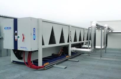 Kompresorová chladicí jednotka MTA Phoenix 405