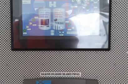 Monitoring systému chlazení