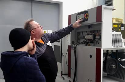 Servis kompresoru GD