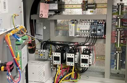 kompresor GD s nainstalovaným iConnem