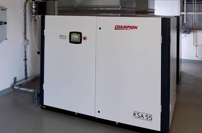Kompresor Champion KSA 55/10