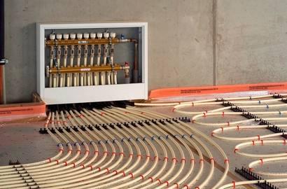 Podlahové topení GETASYSTEM