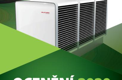 První instalace HELIOTHERM SOLID 55 kW