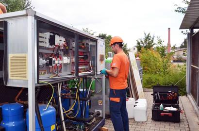 Ekologická likvidace chladičů