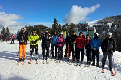 Leden je pro společnost IVT ve znamení Alpských velehor