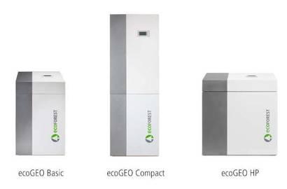 Unikátní tepelné čerpadlo ecoFOREST  ecoGEO - novinka na českém trhu