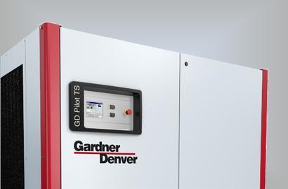 Nová -e řada šroubových kompresorů GD