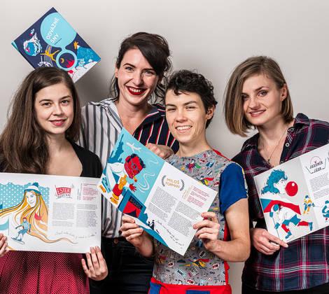 Dáváme důvěru a podporu mladým lidem